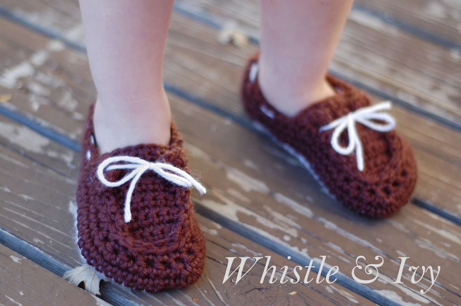 Crochet Patterns For Toddlers Slippers : Hopeful Honey Craft, Crochet, Create: Toddler Boat ...