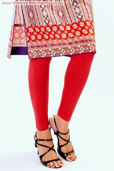 Latest Fashion of Tights in Pakistan and India