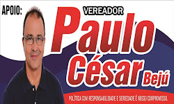 VER. PAULO CÉSAR BEJÚ