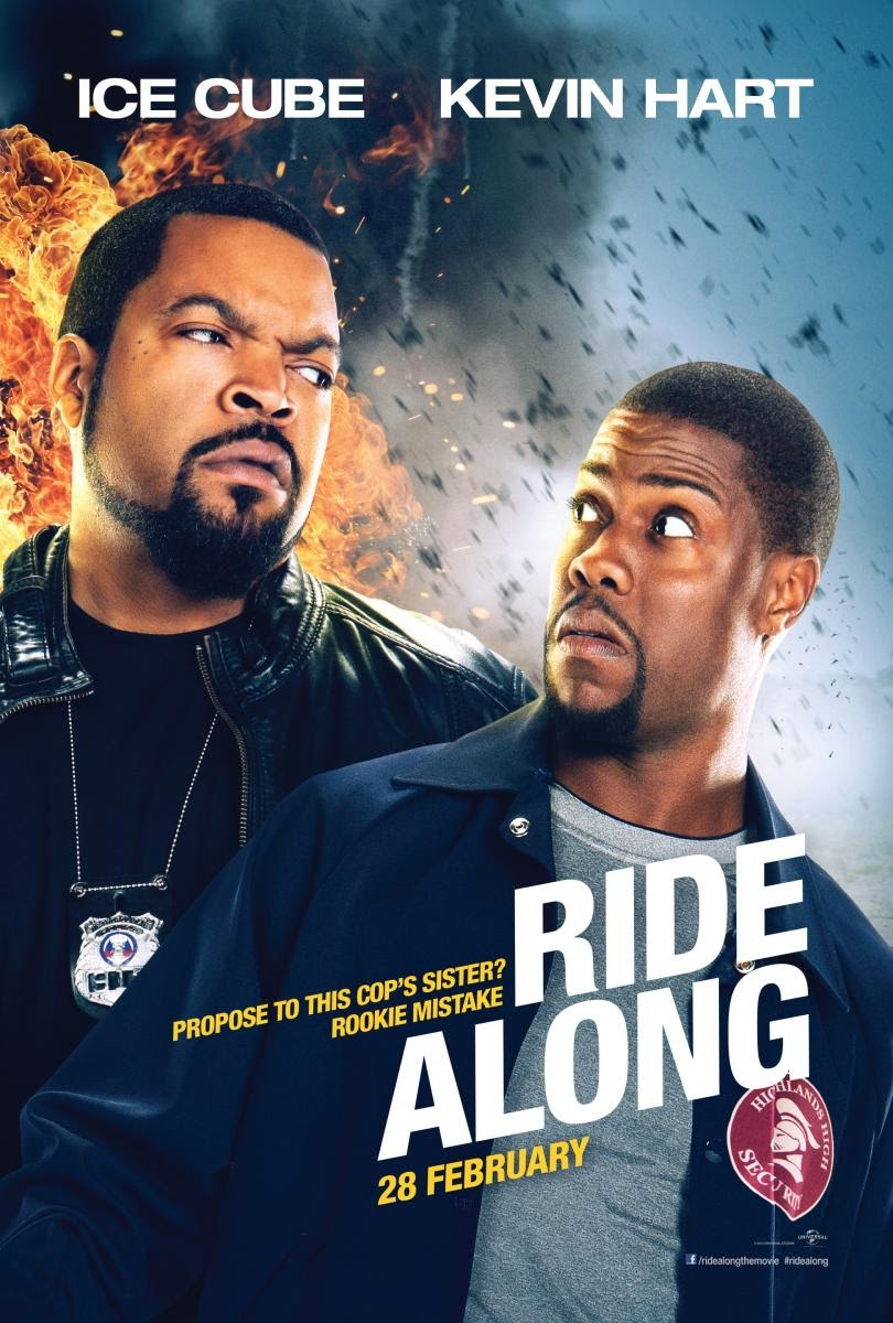 Ride Along HD 1080p Dual 2014