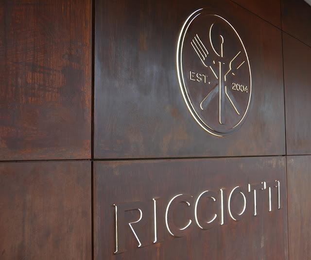 Restaurant Ricciotti Singapore