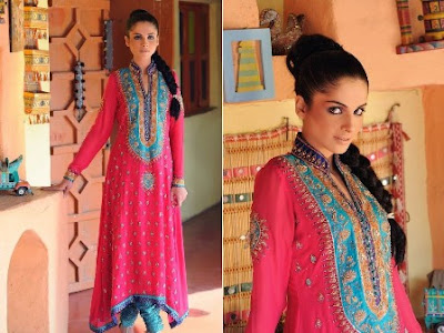 Colorful-Salwar-Kameez-Churidar