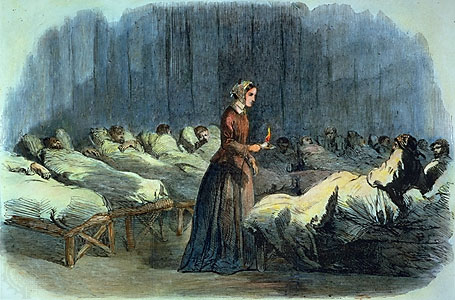 Florence Nightingale Theory Application