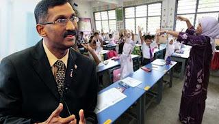 Bantah kementerian tangguh ambil guru bahasa ibunda