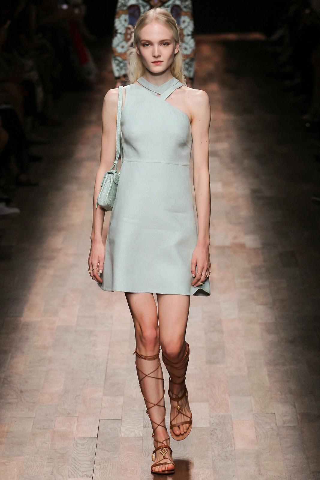 valentino 2015 summer 2016 trend women dress9 Valentino 2015 samling, våren sommaren 2016 Valentino klänning modeller, Valentino kväll klänning nya säsongen kvinnors kjolar modeller