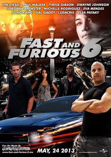 sekilas info film fast furious 6 2013
