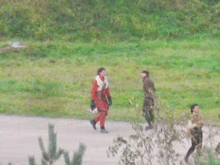 Star Wars 7 : photos de tournage