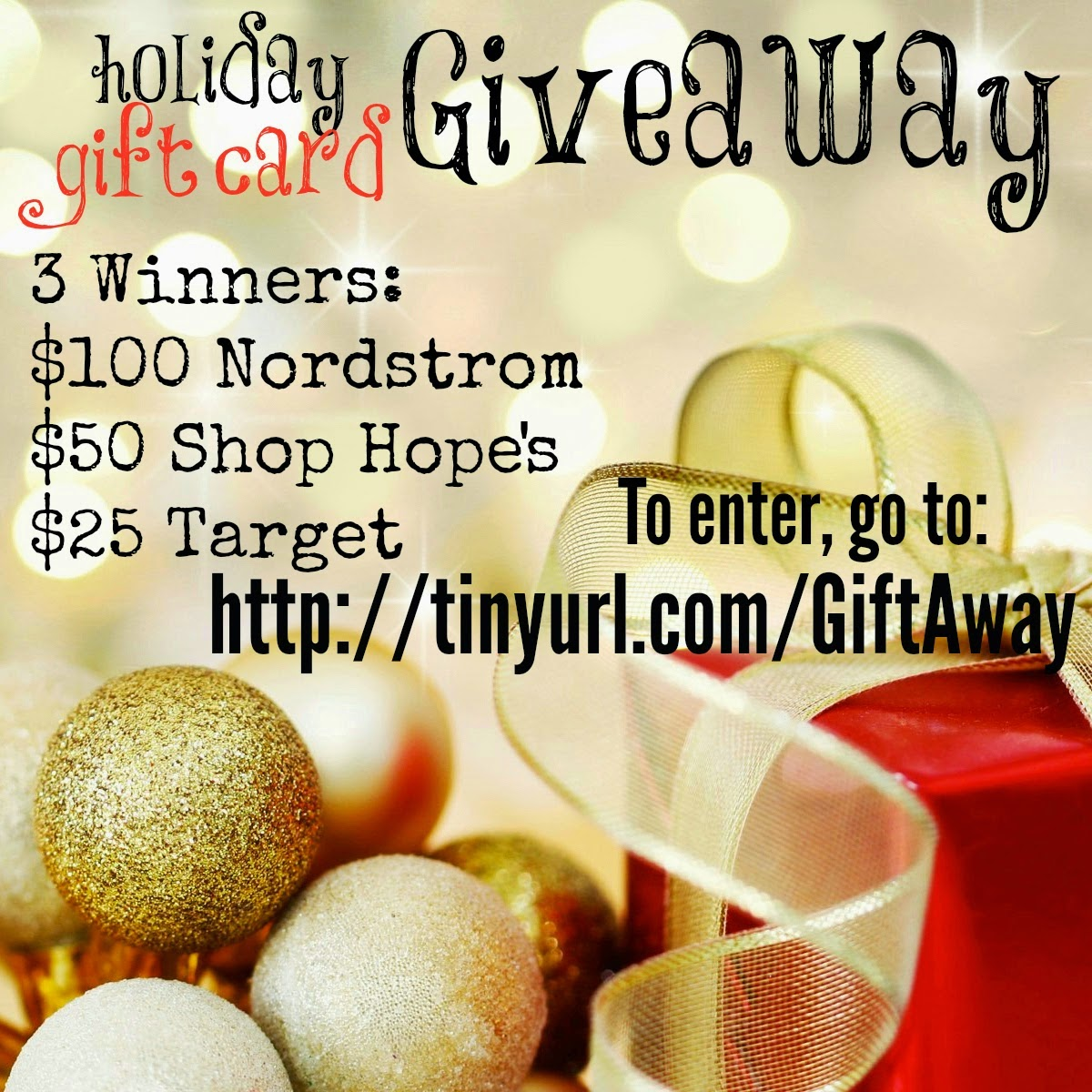 Luv, the Bride: Holiday Giveaway: Win a gift card to Nordstrom ...
