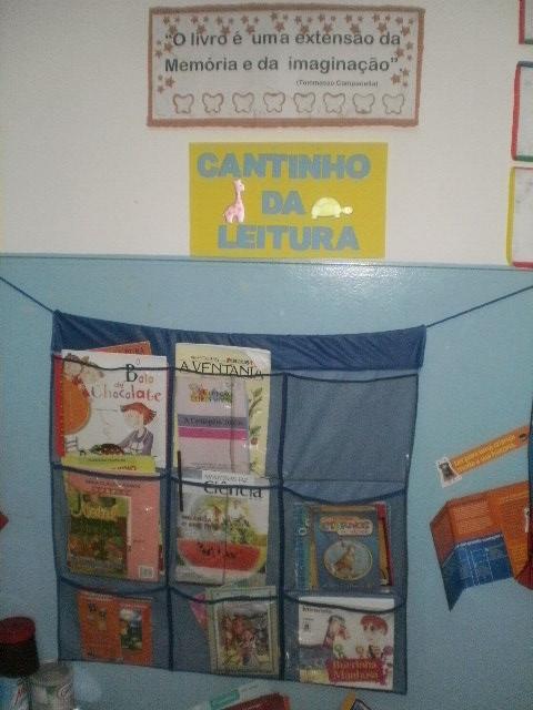 decoracao sala de leitura na escola:Arte de Ensinar – Educação Infantil: DECORAÇÃO NA ESCOLA