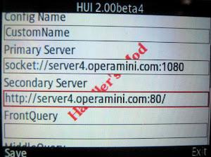 Opera Mini 6 Samsung S3350