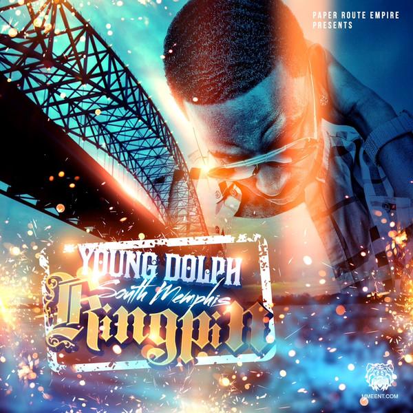 Young Dolph - South Memphis Kingpin Cover