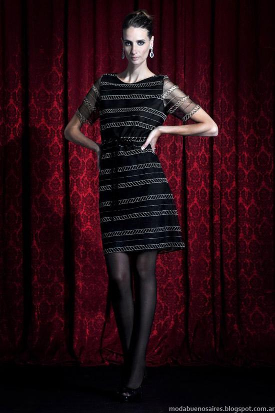 Solo Ivanka invierno 2013 vestidos