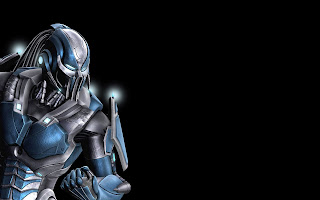 Mortal Kombat Cybe Sub Zero The Cyborg HD Wallpaper