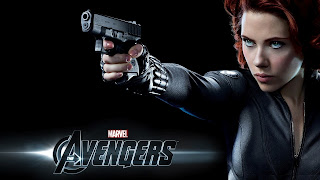 The Avengers Black Widow Scarlett Johansson HD Wallpaper
