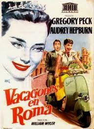 vacaciones en roma 1953