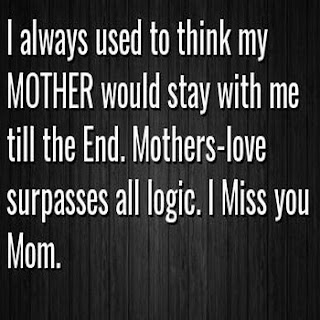 Miss you status for whatsapp Bbm my mother mom