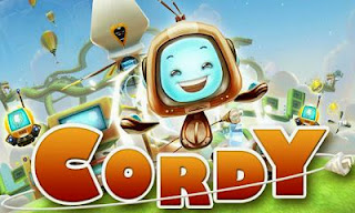 Screenshots of the Cordy for Android tablet, phone.