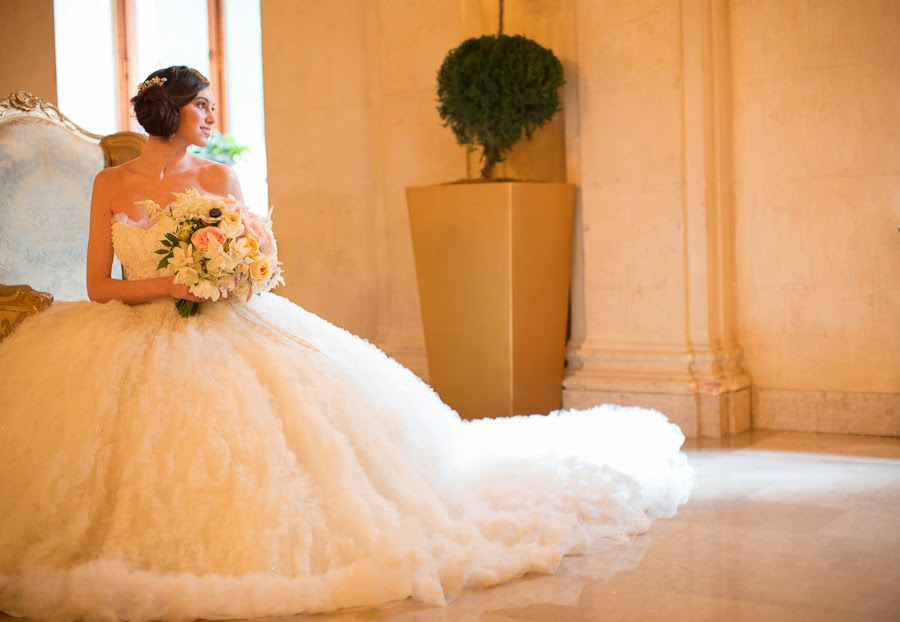 The Plaza Hotel NYC wedding flowers
