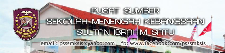 PUSAT SUMBER SMK SULTAN IBRAHIM (1), 17000 PASIR MAS, KELANTAN
