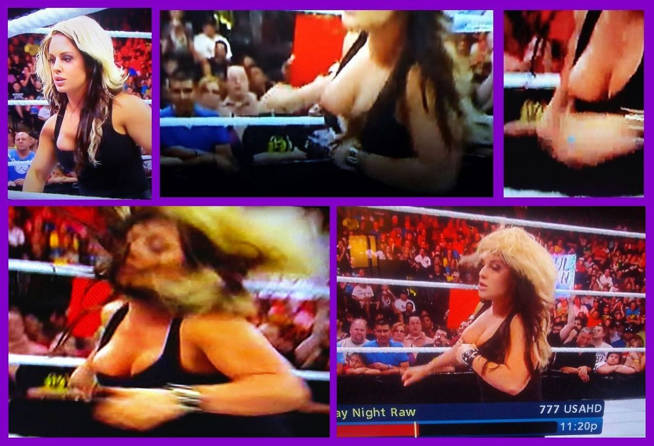 wwe divas nude on raw
