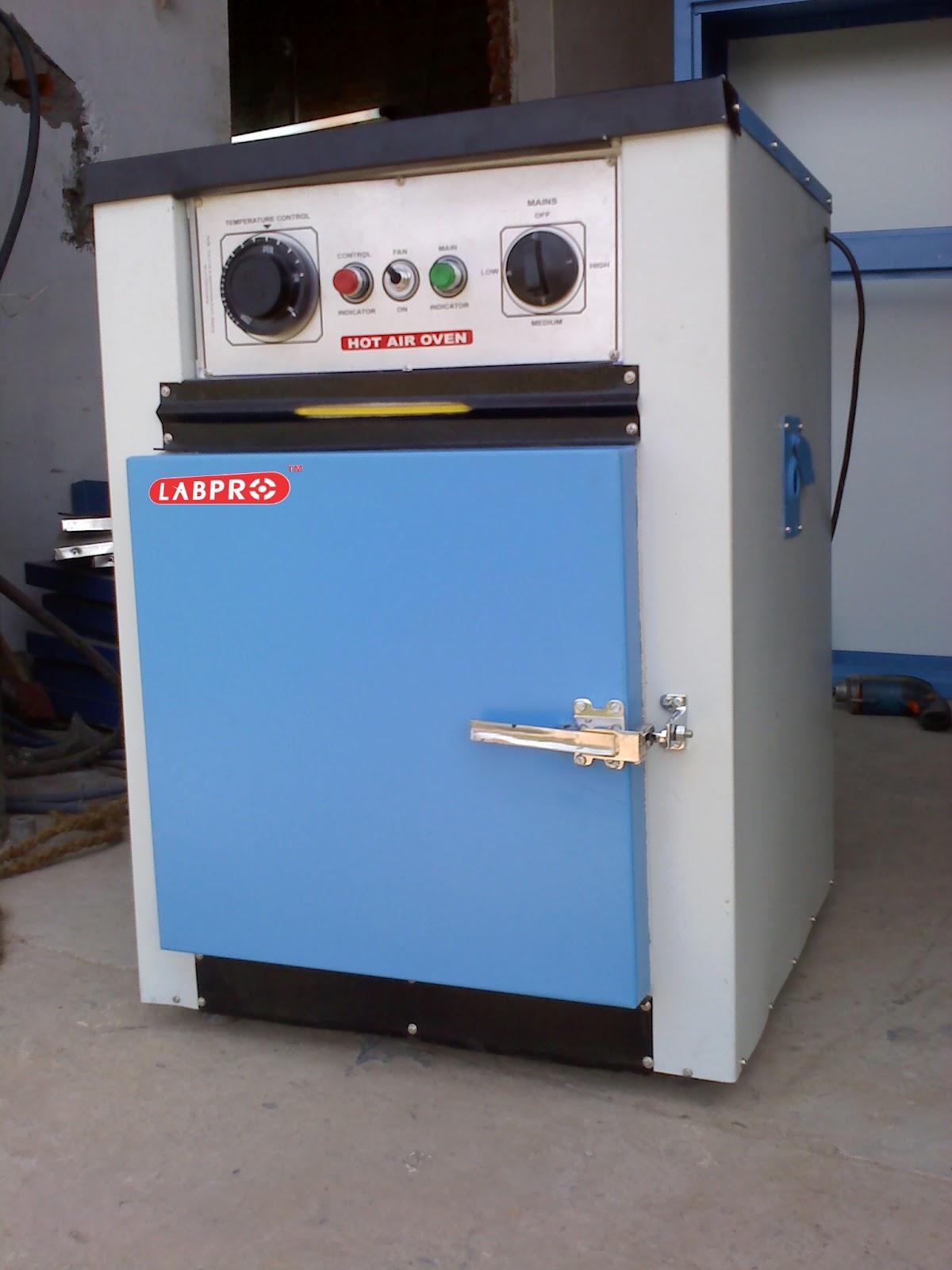 Hot Air Oven ~ Labpro hot air oven international