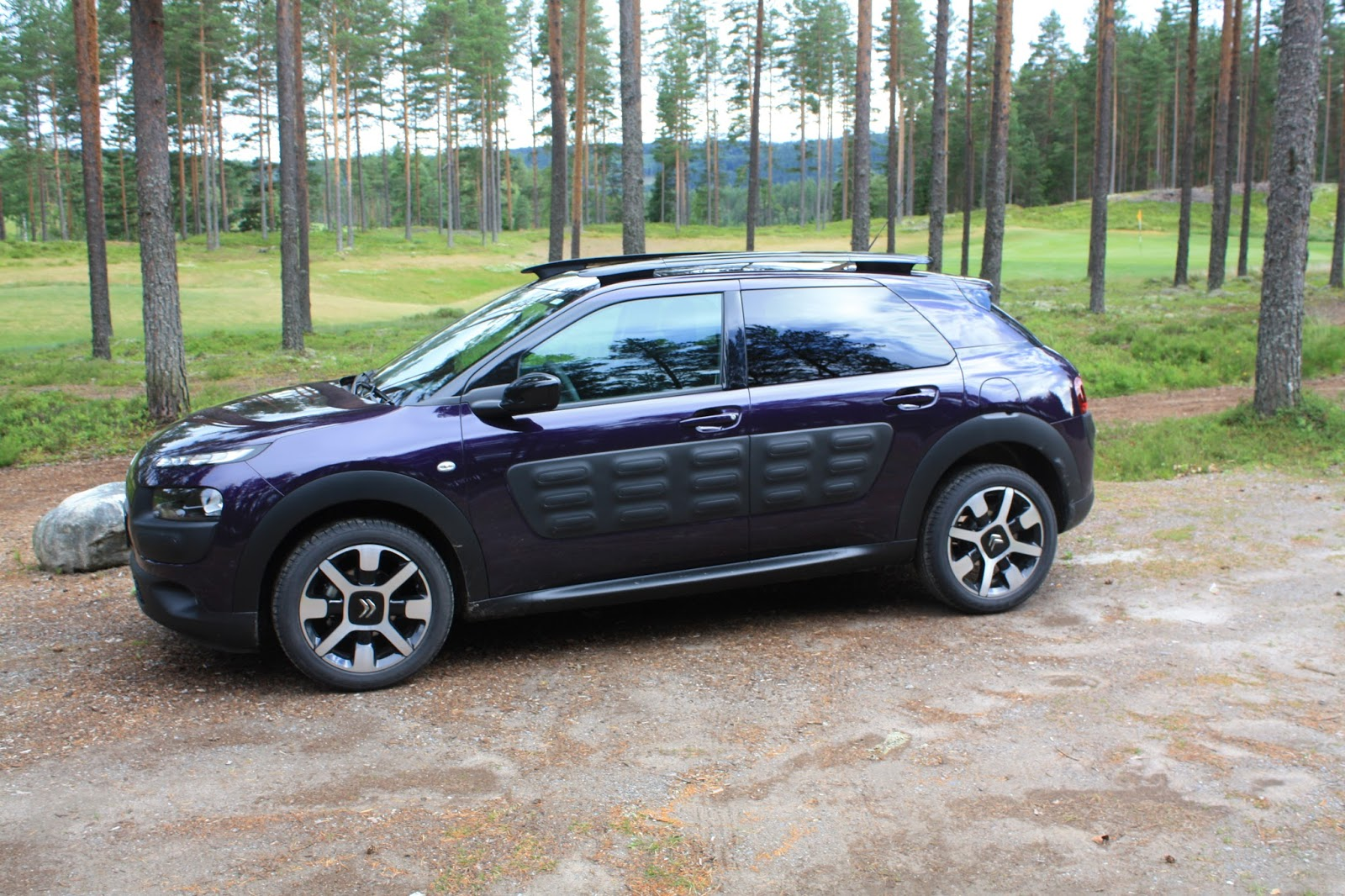 test citroen c4 cactus puretech 110 ne high bil og motorbloggen. Black Bedroom Furniture Sets. Home Design Ideas