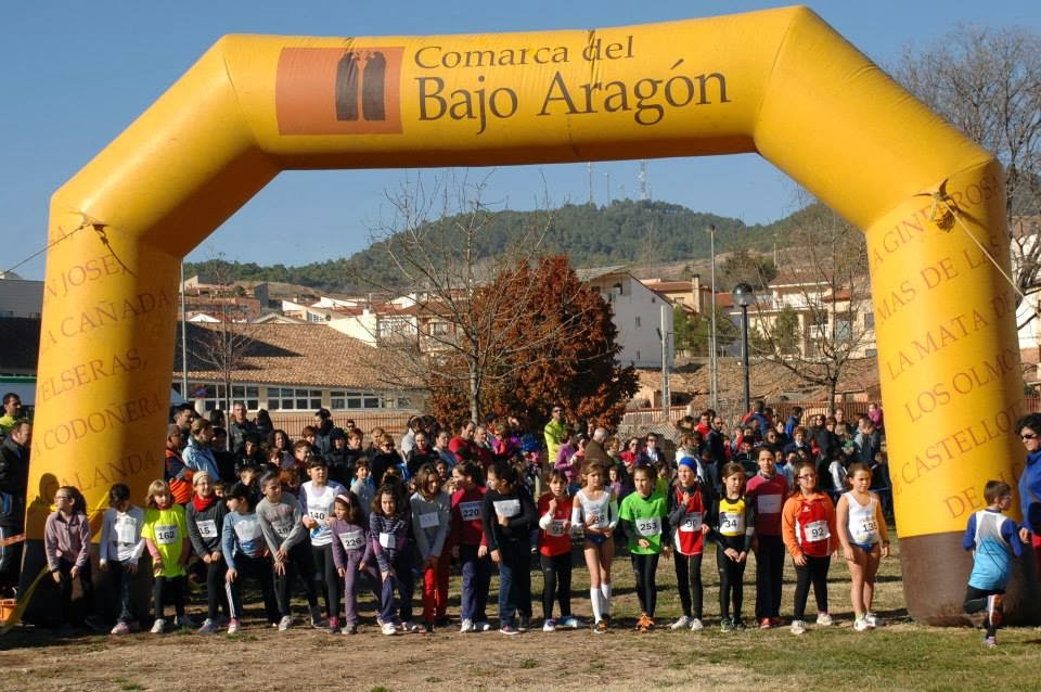 XXXVI Cross Alcorisa