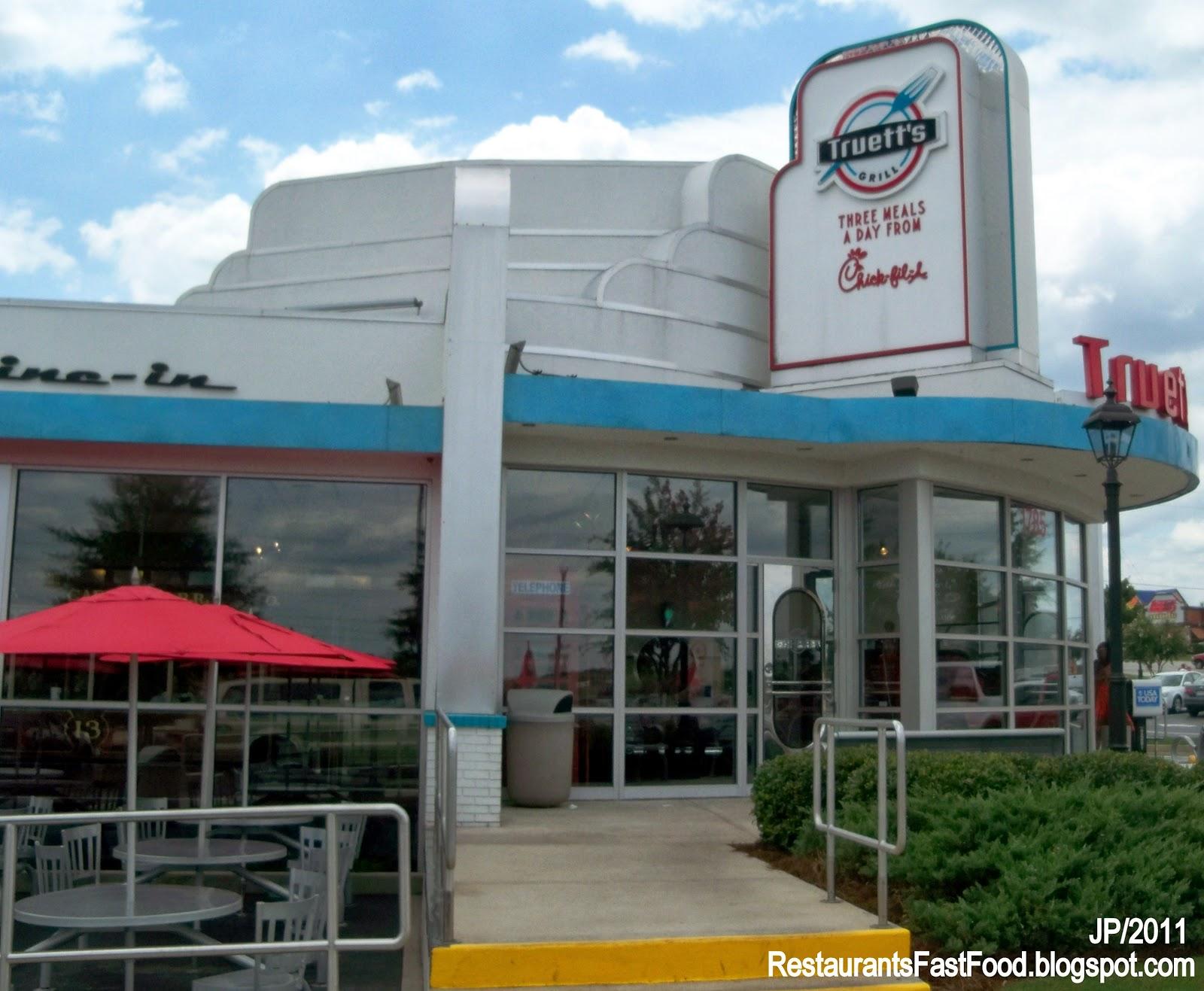 Truett S Grill Mcdonough Georgia Fil A Restaurant Three Meala Day From Henry County Ga
