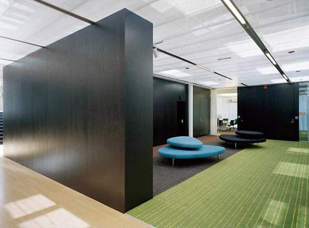 Office Interior Waiting Room Design