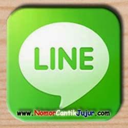 LINE NomorCantikJujur.com