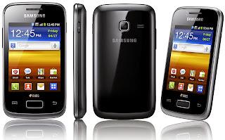 Harga Dan Spesifikasi Samsung Galaxy Y GT-S5360 New