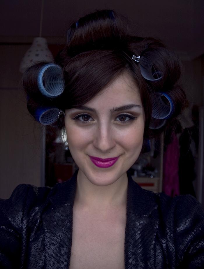 Peinados de fiesta peinados para hacer en casa f ciles fotos - Peinados de moda faciles de hacer en casa ...