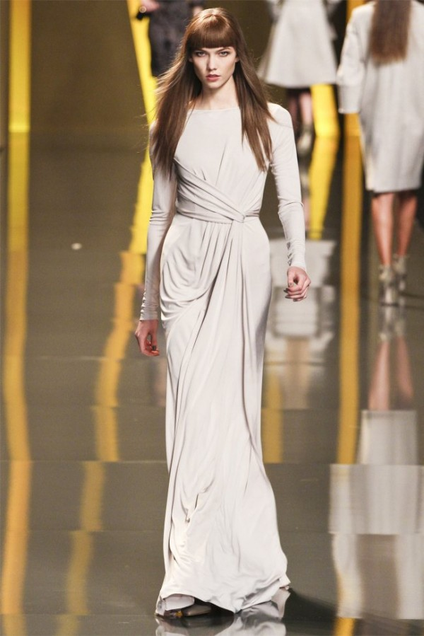 Paris Fashion Week: Elie Saab Fall / Winter 2012 2013 Collection