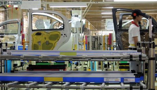 PT Toyota Motor Manufacturing Indonesia memperoleh penghargaan Primaniyarta