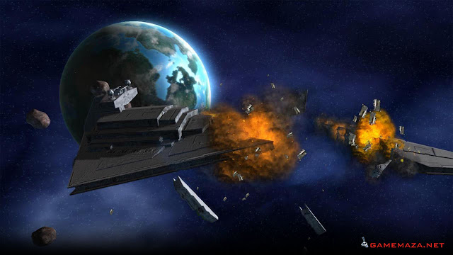 Star Wars Empire at War Screenshot 3