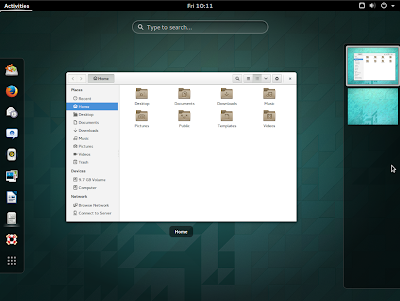 Ubuntu GNOME 14.10 Utopic Unicorn Beta 1