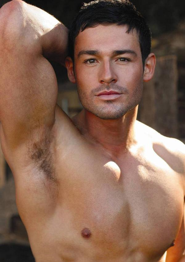 from Turner gay male smell armpits