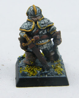 Birmingham Dwarf - Rear View