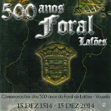 Comemorações dos 500 anos do foral manuelino de lafões-programa