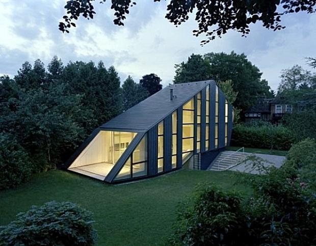 Flav infoarquitectura casa de dise o en berlin for Apartamentos en berlin