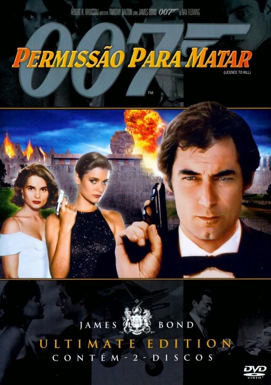 007: Permissão para Matar – Dublado (1989)