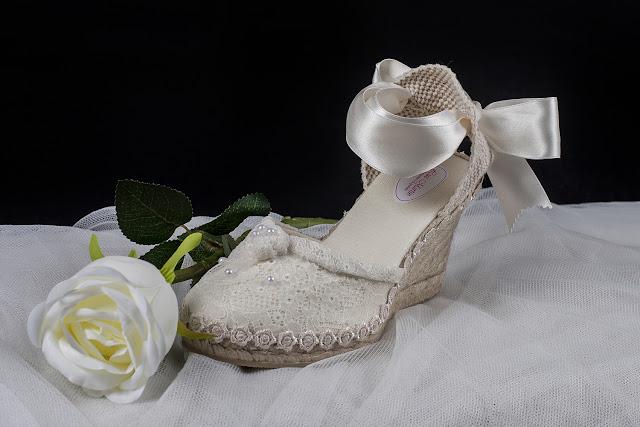 alpargatas luz martin blog mi boda gratis alpargatas novia