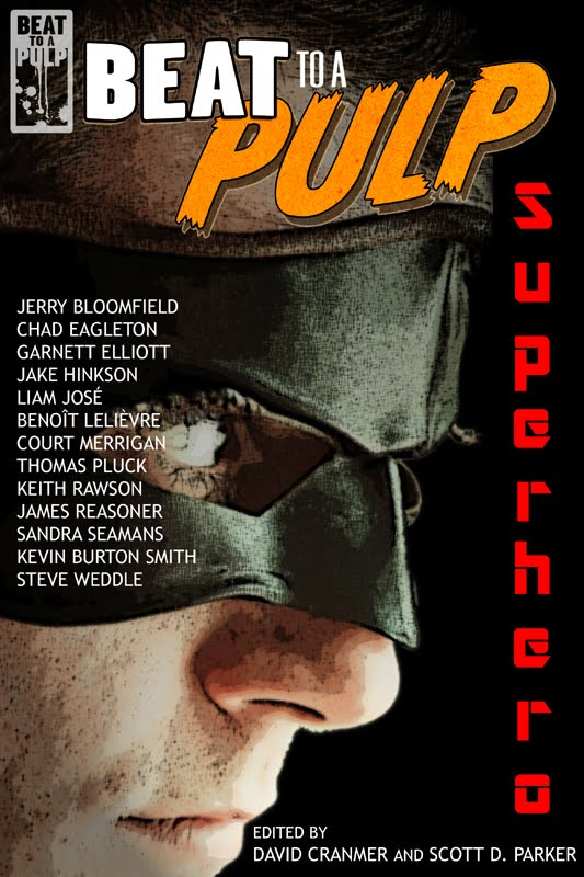 "Read ""Doberman : Third Party Law Enforcement"" in Beat To A Pulp: Superhero"