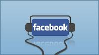 Cara membuat status biru di facebook dari handphone