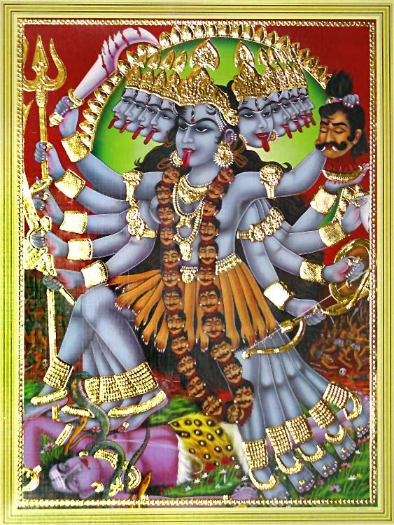 Mahakali Wallpapers