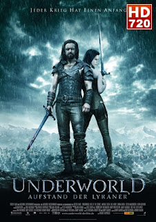 Ver Underworld: Rise of the Lycans (2009) online