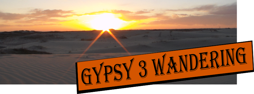 The Gypsy 3 Wandering