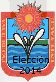Encuesta a intendente 2014