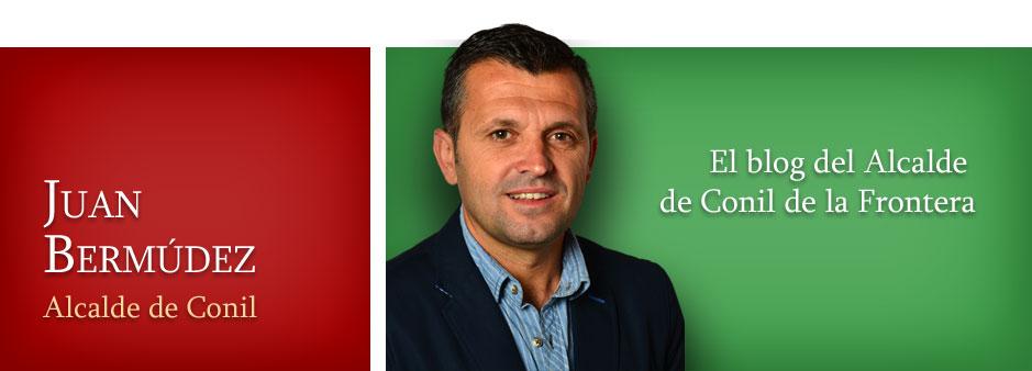 Juan Bermúdez - Alcalde de Conil de la Frontera
