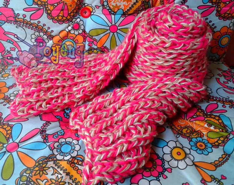 Ajeng Belajar Merajut Rajut Free Knitting Pattern Fisherman Rib
